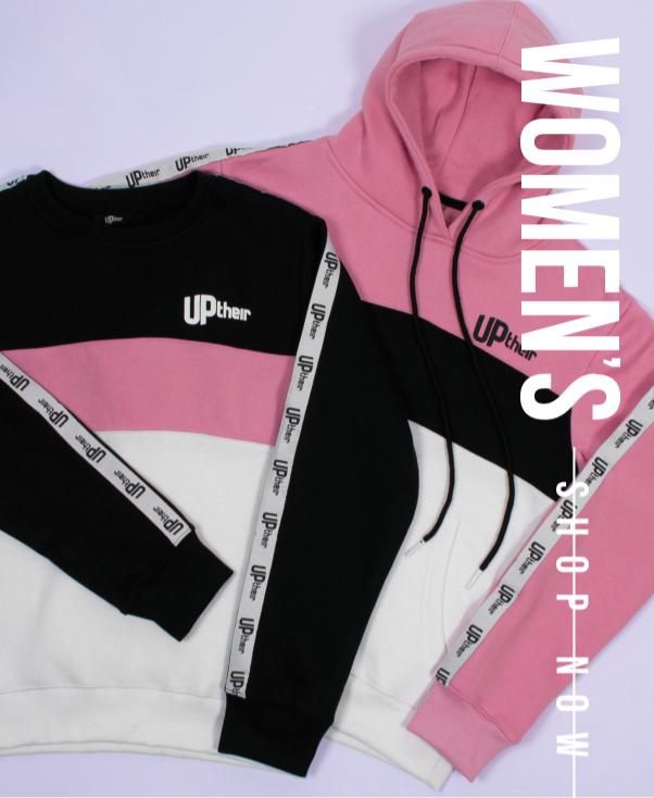 women's uptheir clothing